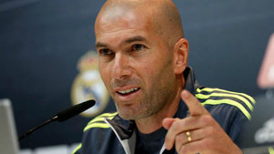 "Zidane cree que ""es normal"" que los madridistas no quieran final en Bernabéu"