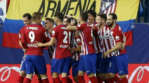 El At. Madrid se agarra a Griezmann como salvador
