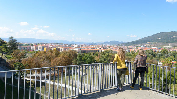 Vistas Pamplona