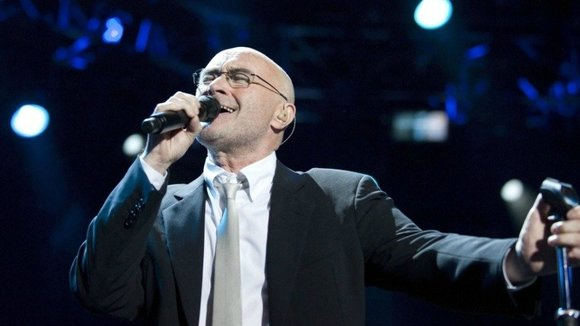 Phil Collins. EFE.