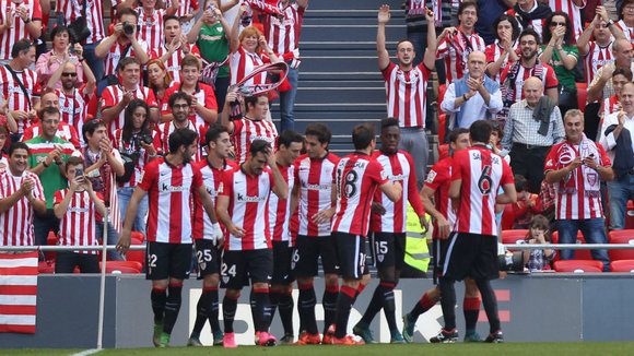 El Athletic sigue su escalada con un gol de Williams para recordar