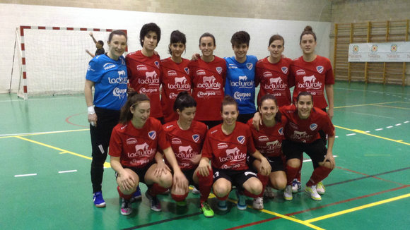Equipo Lacturale Orvina 2015-16.