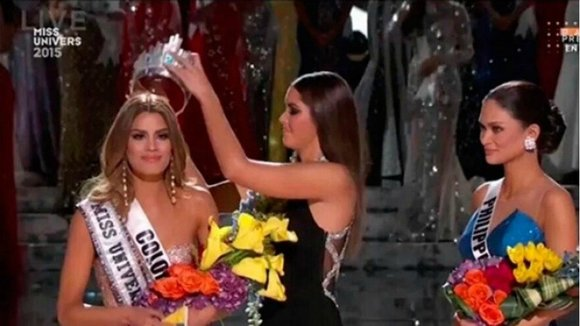 Miss Universo. Youtube.