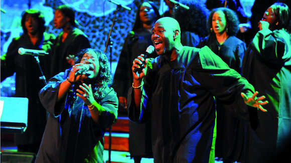 Mississippi Gospel Choir.