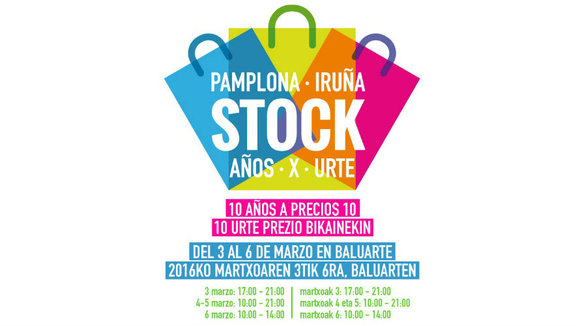 Pamplona Stock.