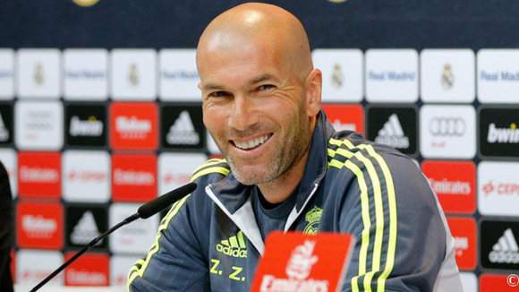 "Zidane: ""No veo tan mal a James"""