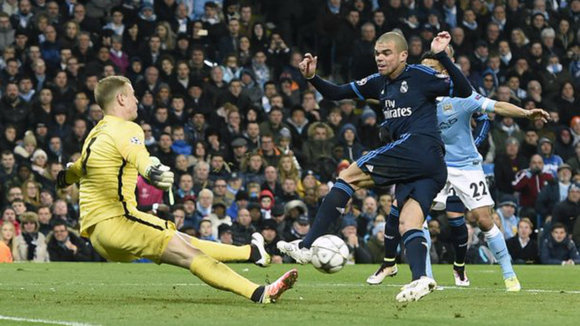 0-0. Hart frena al Real Madrid en Manchester