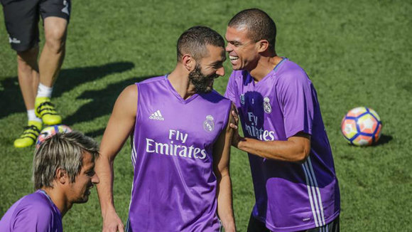 Cristiano y Benzema regresan; Zidane descarta a James, Marcelo y Casemiro