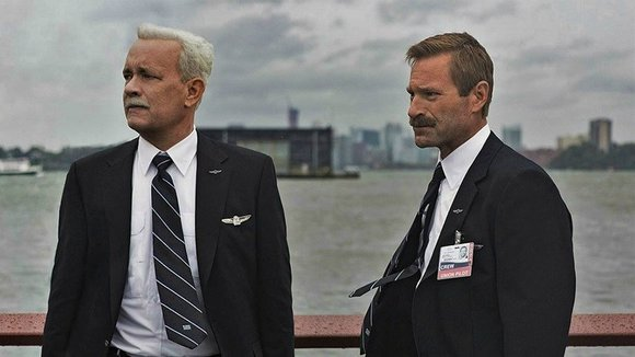 """Sully"" Clint Eastwood"