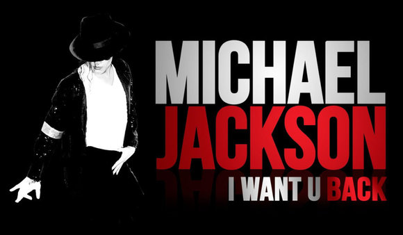Michael Jackson, I want you back