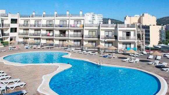 El hotel TRH Magaluf BOOKING