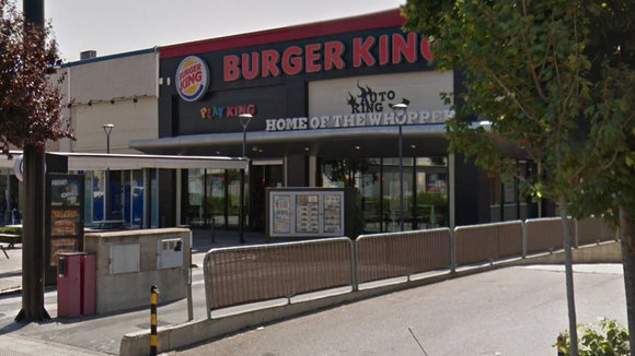 Burger King de Tudela ARCHIVO