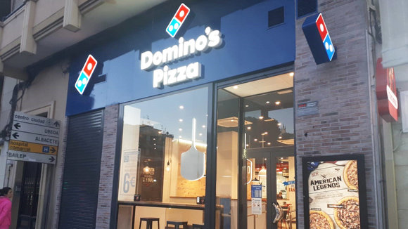 Domino's Pizza dispara un 31% su beneficio hasta marzo en pleno confinamiento por la pandemia