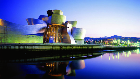 I am from Bilbao