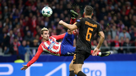 Copenhague - Atlético de Madrid y Spartak de Moscú - Athletic en el sorteo de la Europa League