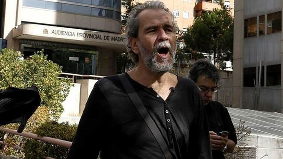 Detienen al actor Willy Toledo, en busca y captura por no presentarse a un juicio por ofensas religiosas