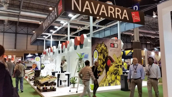 21 empresas navarras estarán presentes en la feria Fruit Attraction de Madrid