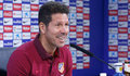 Diego Simeone. Twitter At. Madrid.