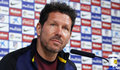 Diego Simeone. Foto web At. Madrid.
