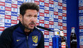 Diego Simeone en rueda de prensa. Web At. Madrid.