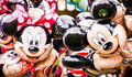 Globos de Minnie y Mickey Mouse ARCHIVO