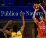 Baloncesto Basket Navarra - Real Canoe NC. MIGUEL OSES11