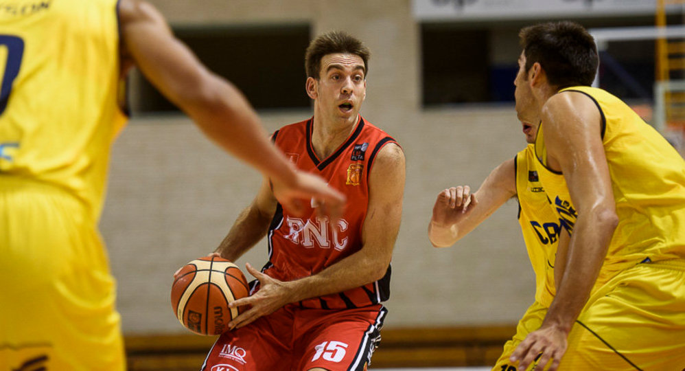 Baloncesto Basket Navarra - Real Canoe NC. MIGUEL OSES05