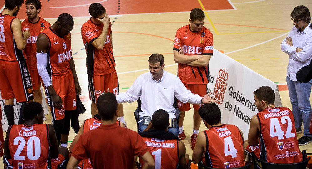 Baloncesto Basket Navarra - Real Canoe NC. MIGUEL OSES09