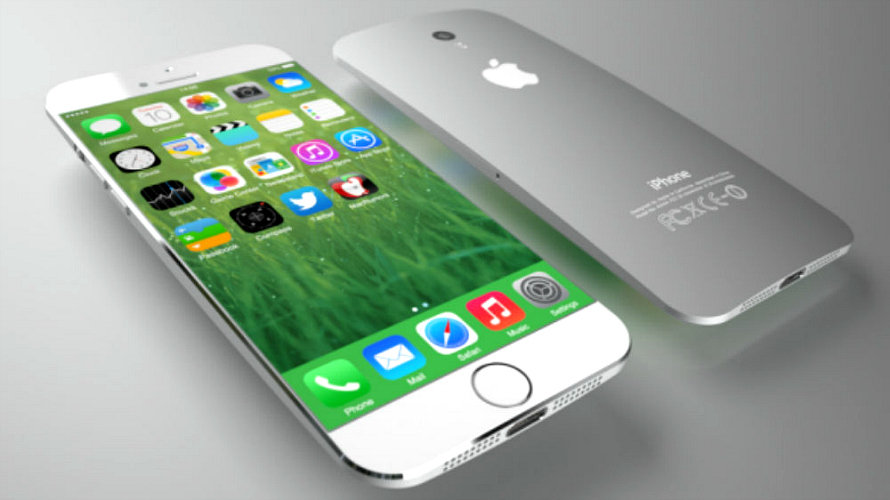 Posible diseño del iPhone 7.