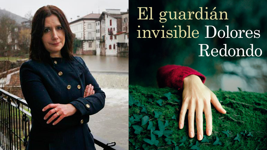 El guardián invisible de Dolores Redondo. EFE