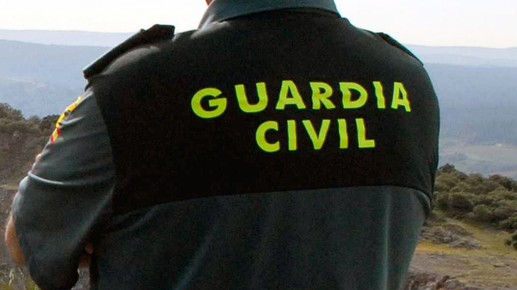 Agente de la Guardia Civil. ARCHIVO