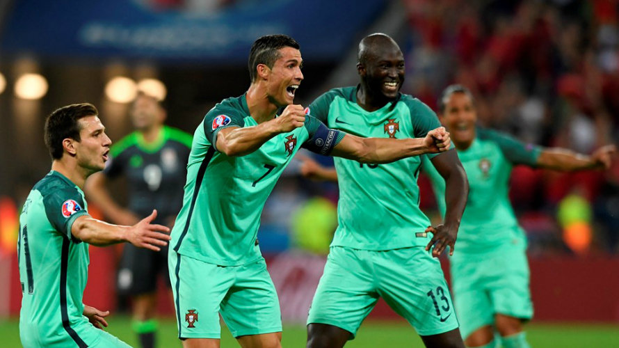 Portugal disputará la final de la Eurocopa 2016. Uefa.com