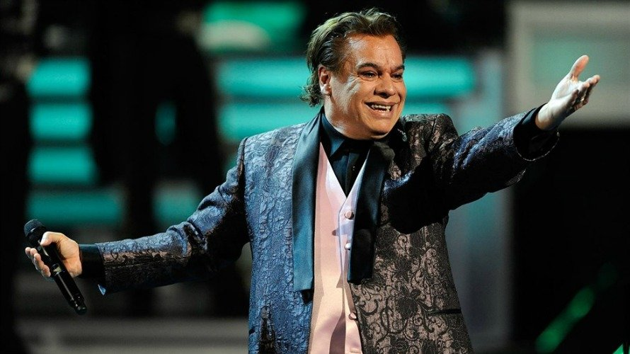 Fallece el cantate mexicano Juan Gabriel. GETTY