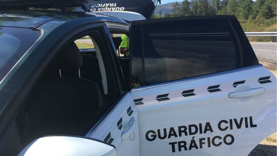 Interceptado un conductor con un grado de alcohol próximo al coma etílico. GUARDIA CIVIL