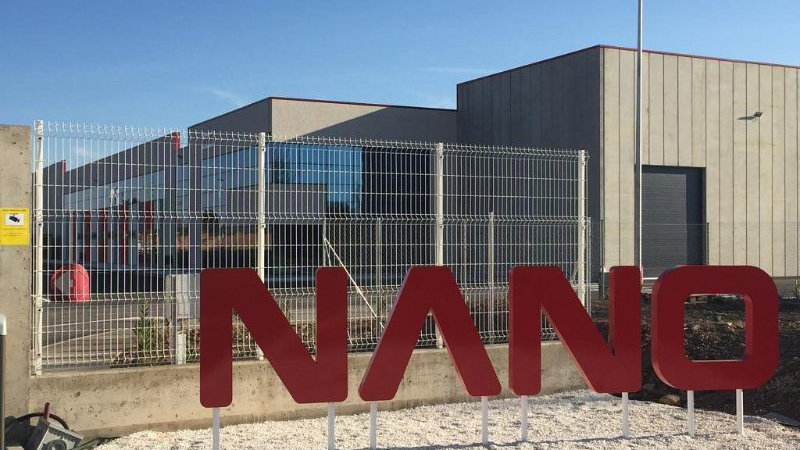 El exterior de la empresa Nano Automotive.LINKEDIN