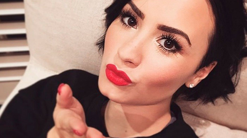 La cantante Demi Lovato. EUROPA PRESS