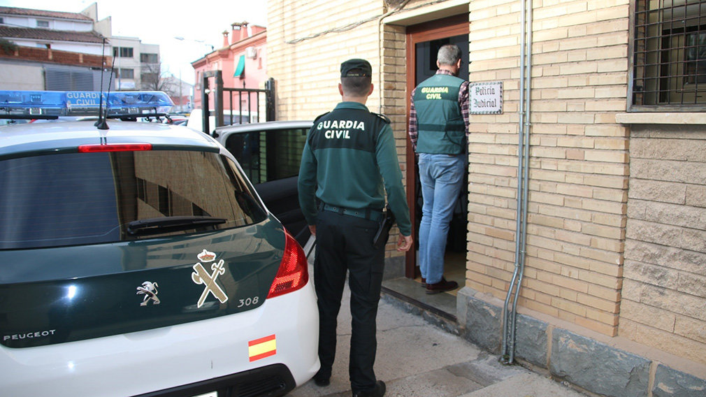 No existe 'voluntad de repliegue' de la Guardia Civil