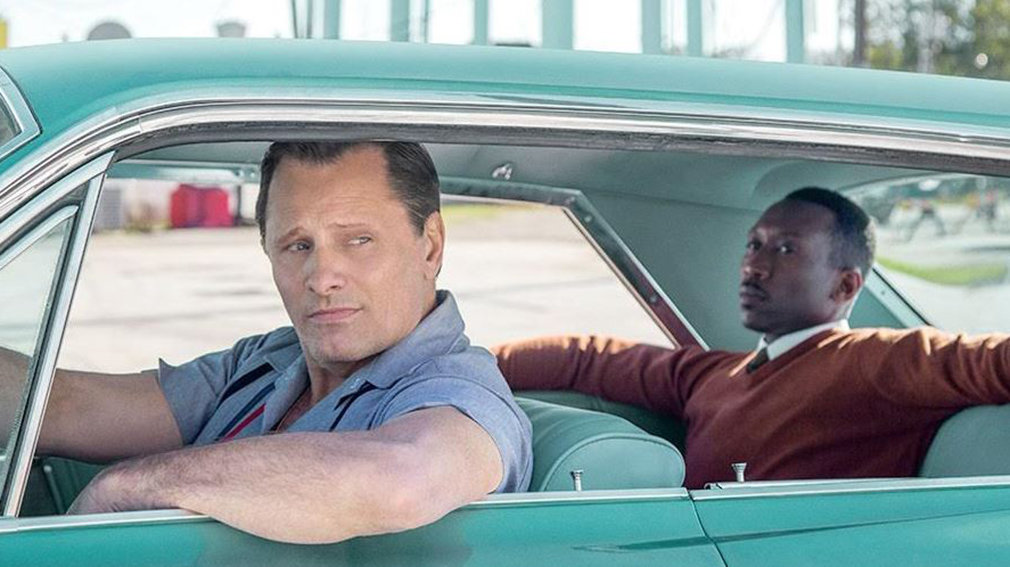 Fotograma de 'Green Book'.