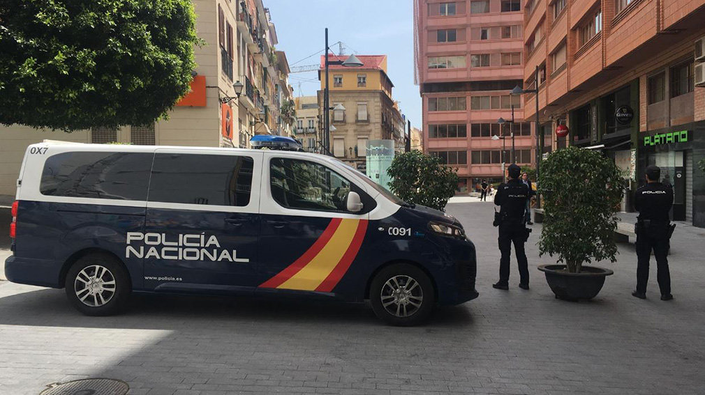 Once arrestados en Pamplona de una red criminal