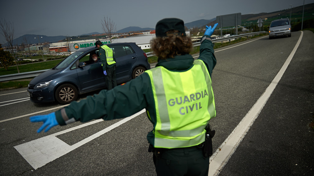 Guardia Civil Carretera - guarda civil 2020
